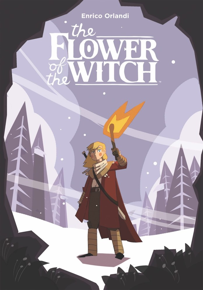 Flower of the Witch Cover