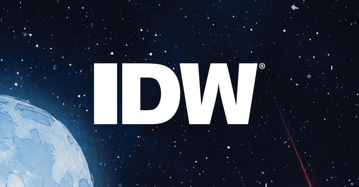 idw comics panel schedule