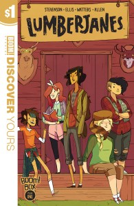lumberjanes discover yours