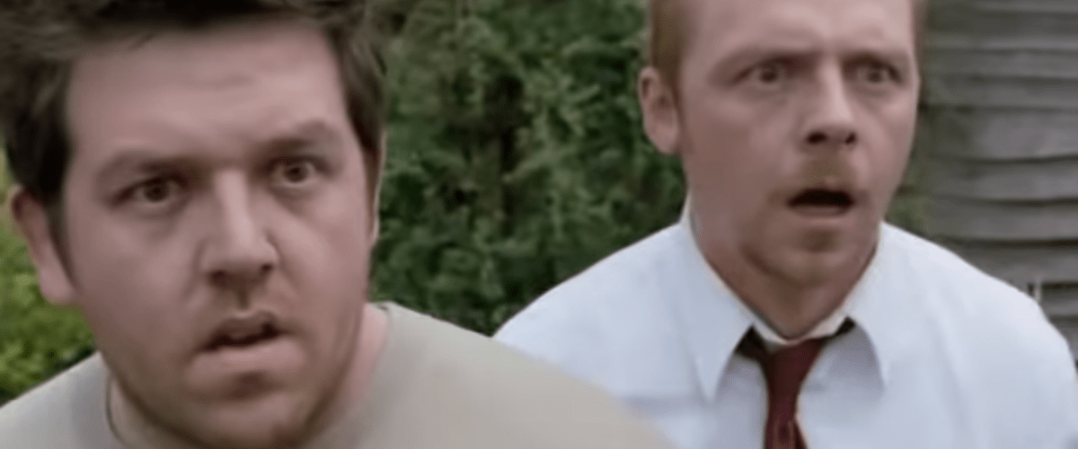 the plan shaun of the dead