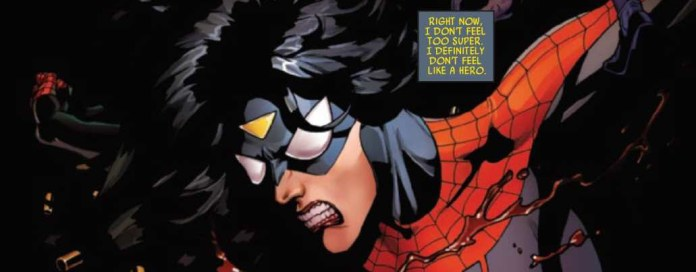 From Spider-Woman #1