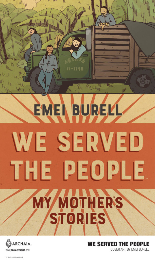We Served The People: My Mother's Stories