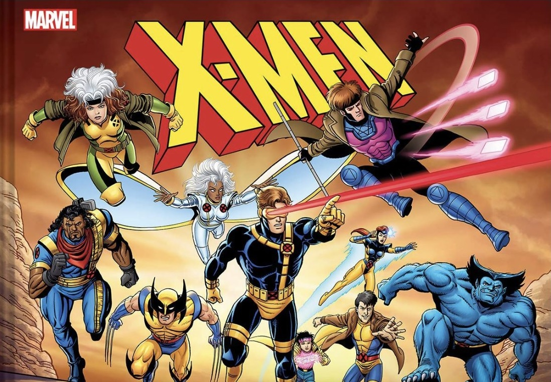 X-MEN: TAS behind-the-scenes book announced by ABRAMS - The Beat