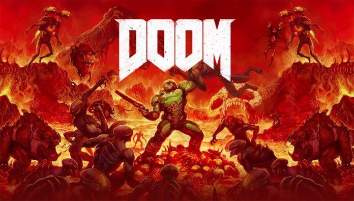 video games quarantine doom