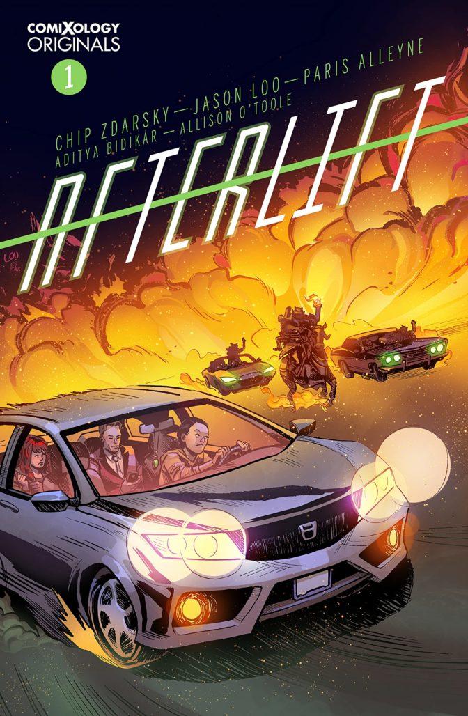 Afterlife Zdarsky Cover