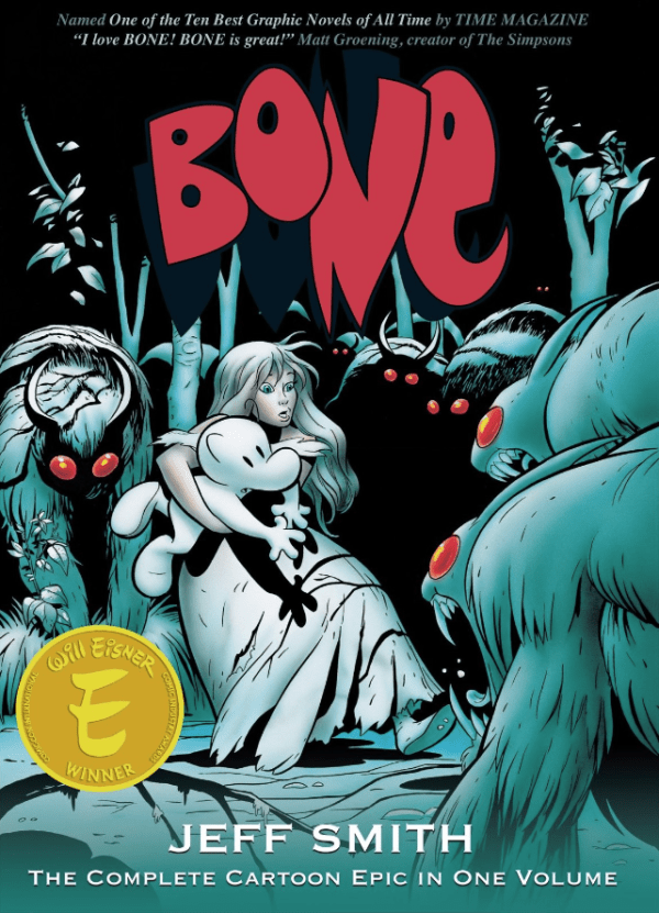 BONE collection cover