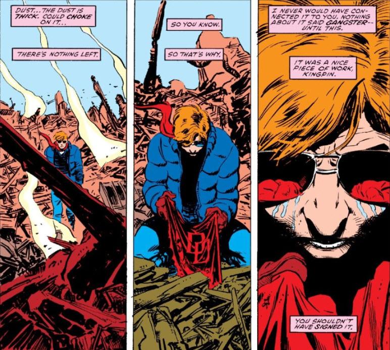 From Daredevil: Born Again