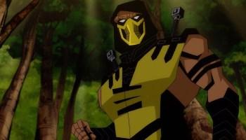 Mortal Kombat Legends virtual