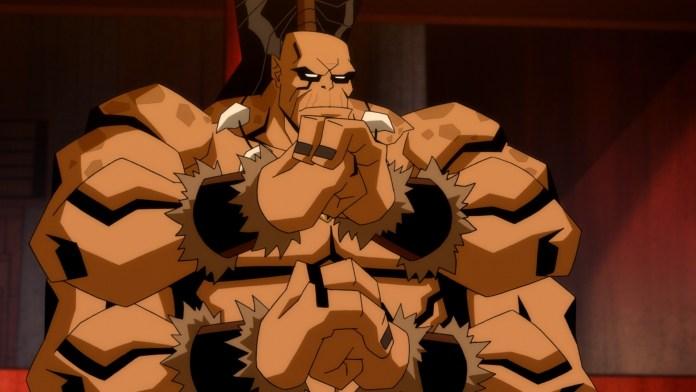 Mortal Kombat Legends Clip Pits Jax Vs Goro The Beat