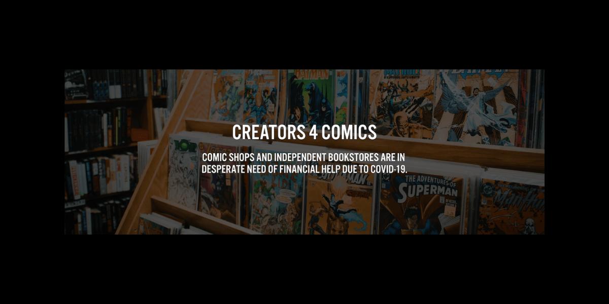creators 4 comics