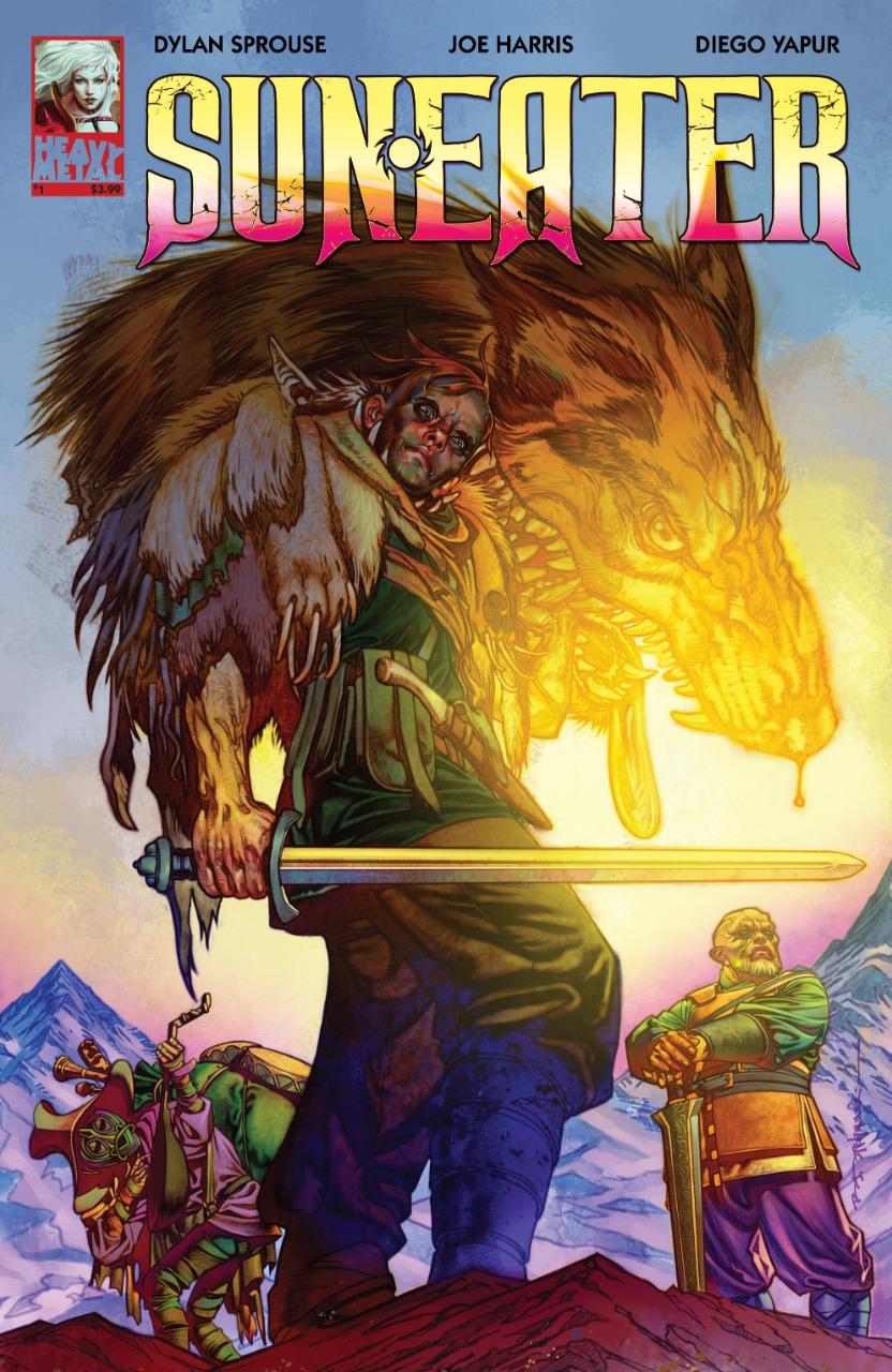 Sun Eater Cover Art
