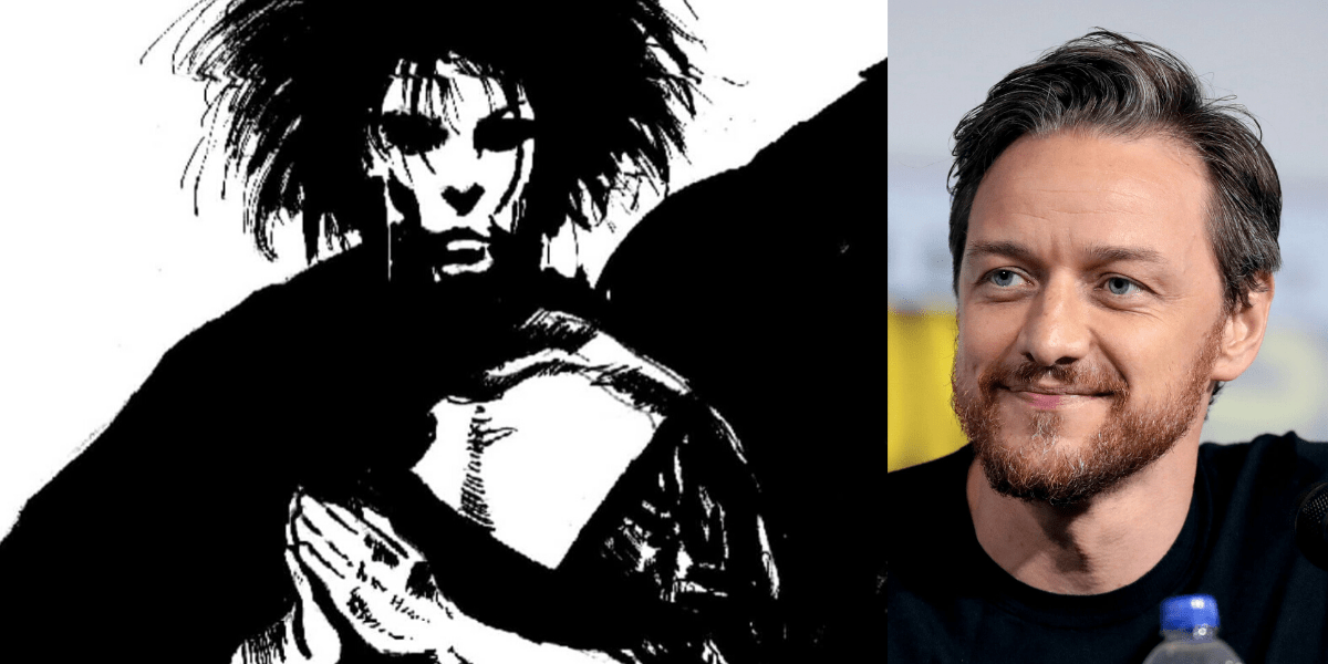 James McAvoy Set To Lead 'Sandman' For Audible Drama