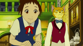The Cat Returns, one of the best animated fantasies