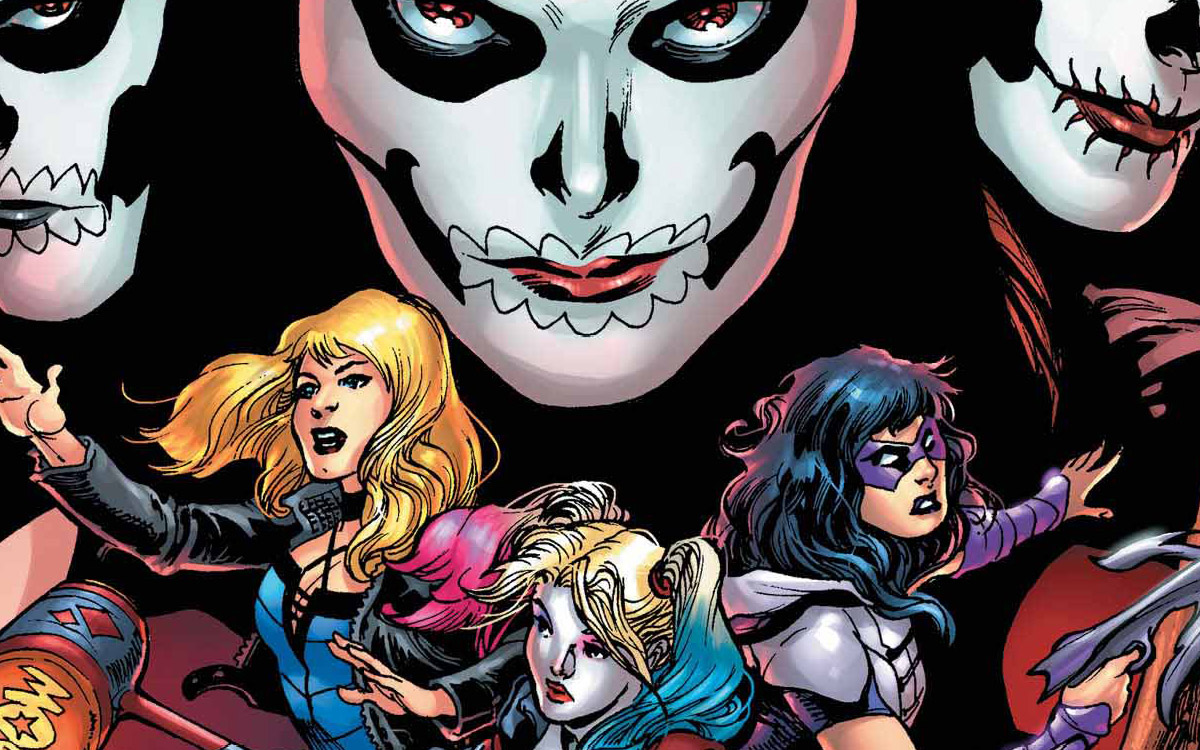 Dc Round Up Black Label Birds Of Prey Fails To Capture The Heart Of The Team The Beat