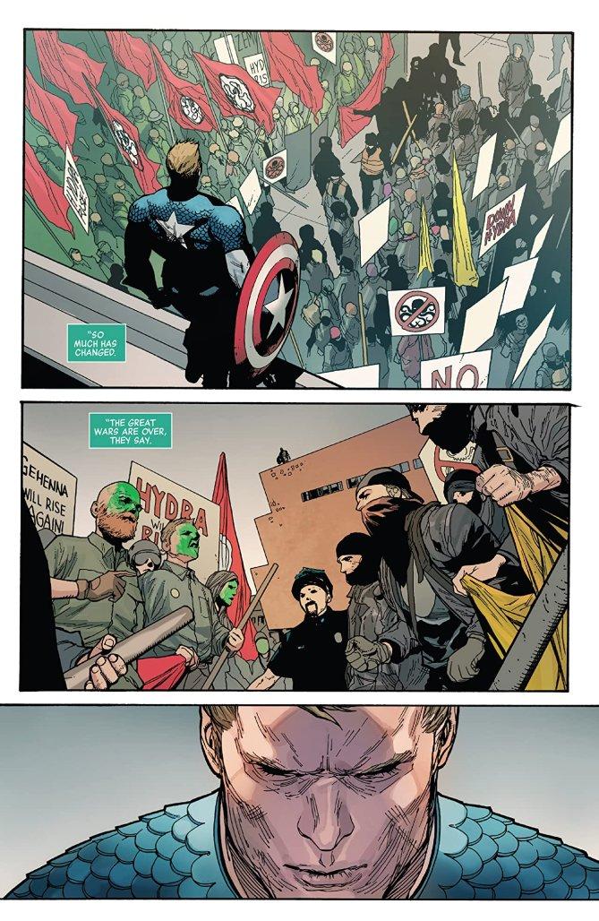 Coates Captain America