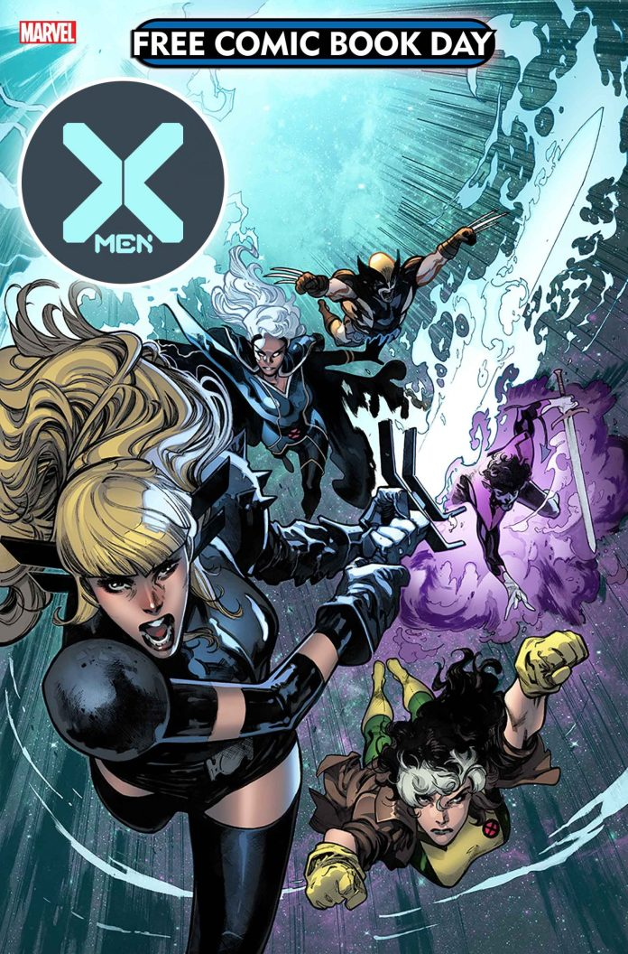 Free Comic Book Day 2020: X-Men #1
