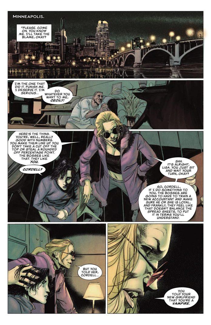 Vampire: The Masquerade #1