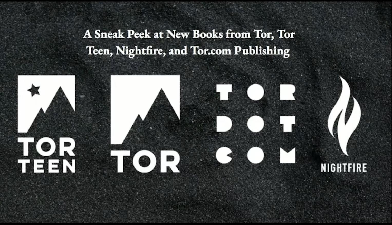 SDCC 20 Tor Publishing panel