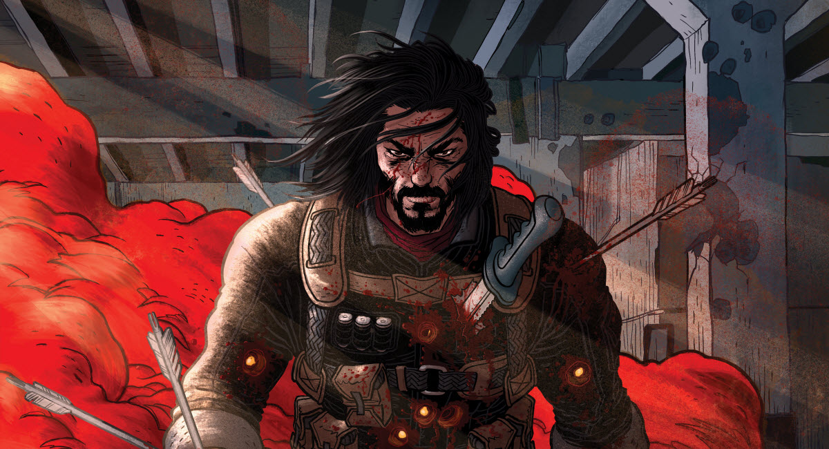 Hollywood's Newest Comic Book Writer is… Keanu Reeves #BOOM! #Comics