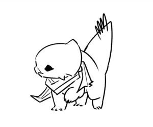Draw a Teenage Mutant Ninja Turtle