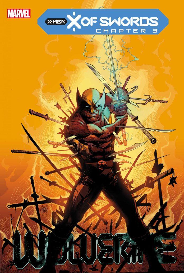 wolverine x of swords