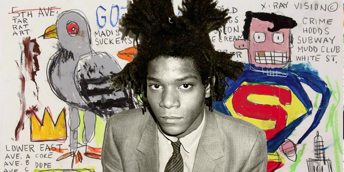 ESSAY: Paco Taylor on Jean-Michel Basquiat's Superhero Influences