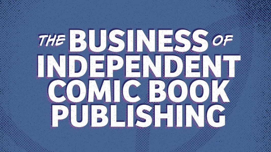 business of indie comics