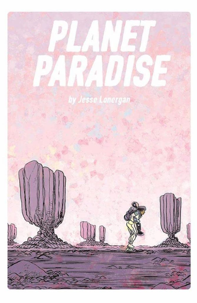 Planet Paradise Jesse Lonergan
