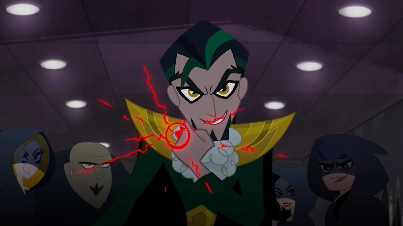 DC Super Hero Girls special episode