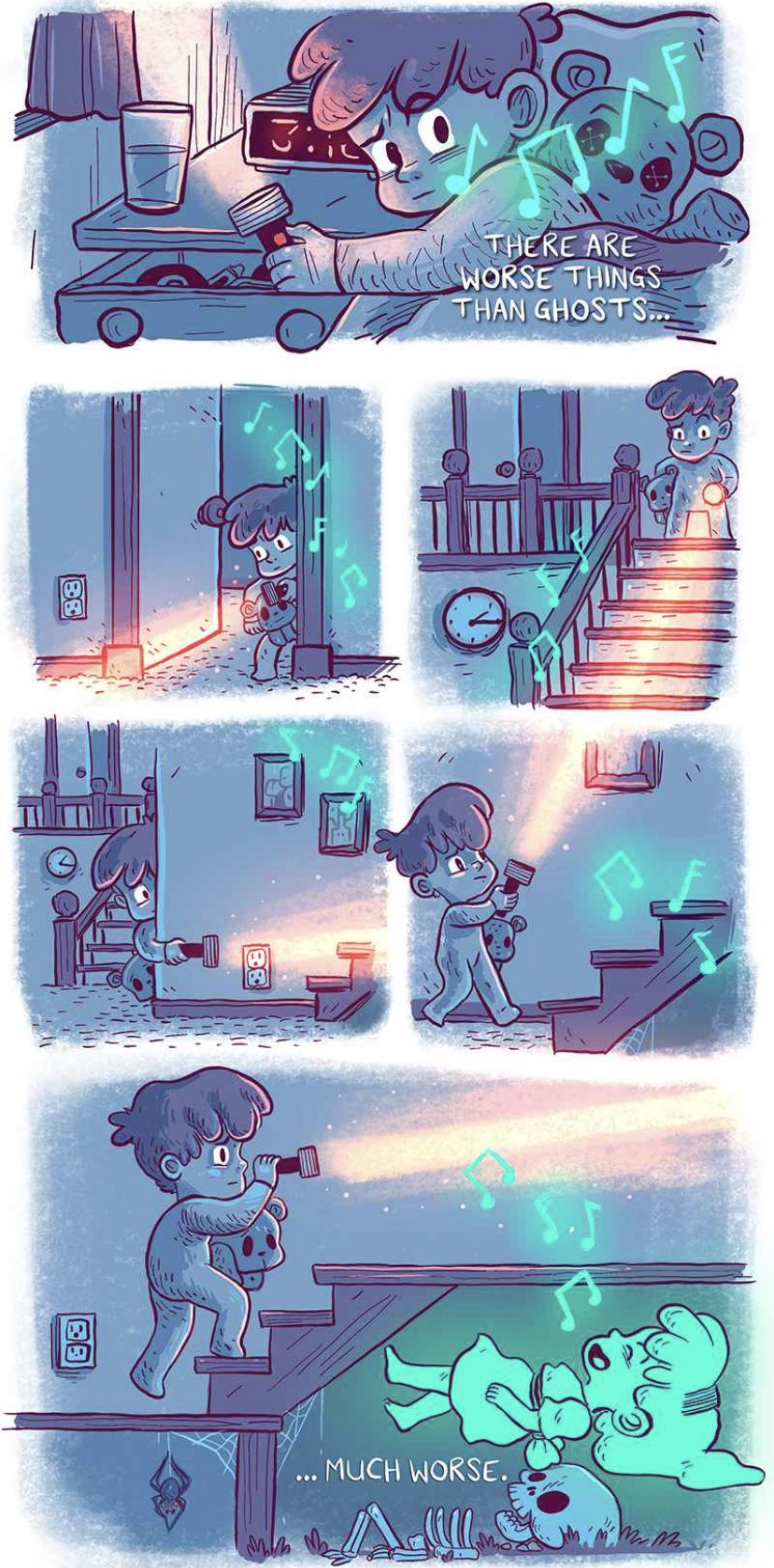 A Boy and His Ghost