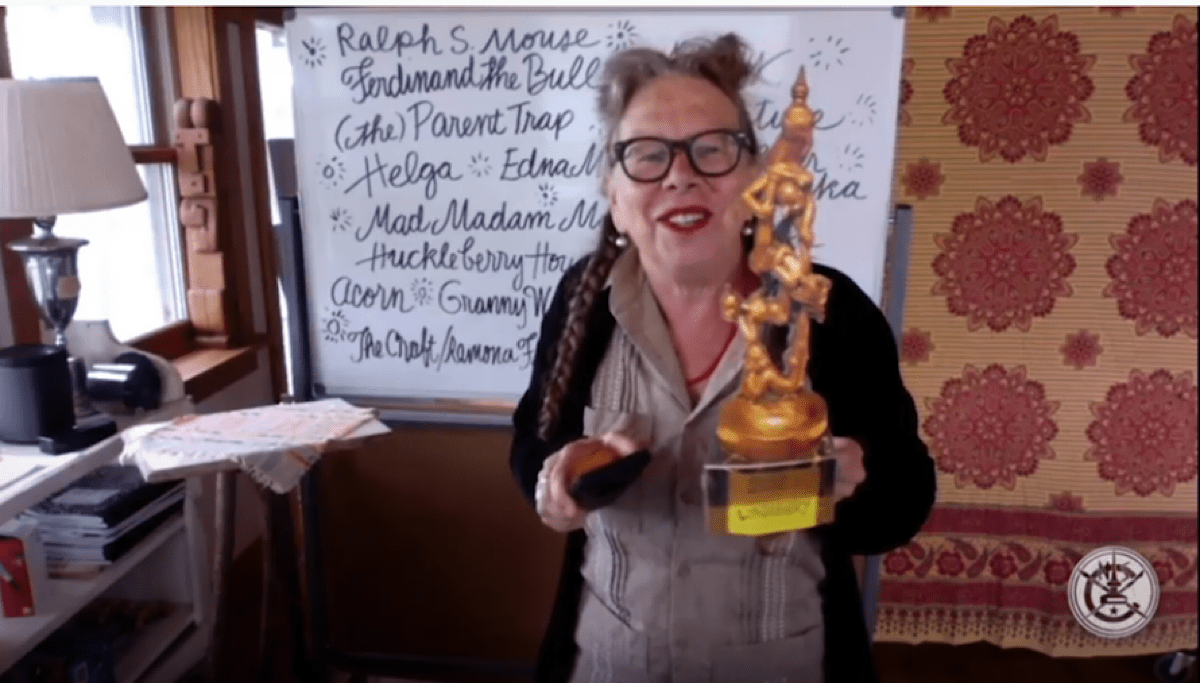 2019 Reuben Lynda Barry