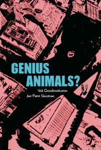 Genius Animals? Cover