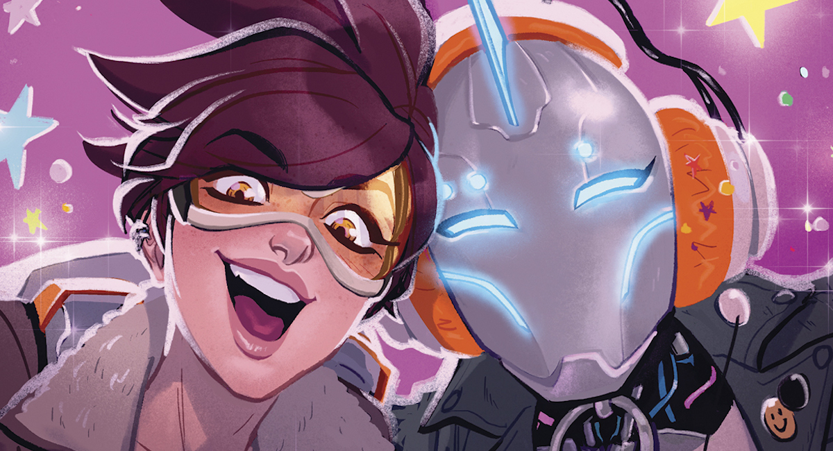 OVERWATCH by Tamaki & Tarr, and the final Dark Horse ALIENS comic ever in the December 2020 solicitations - The Beat