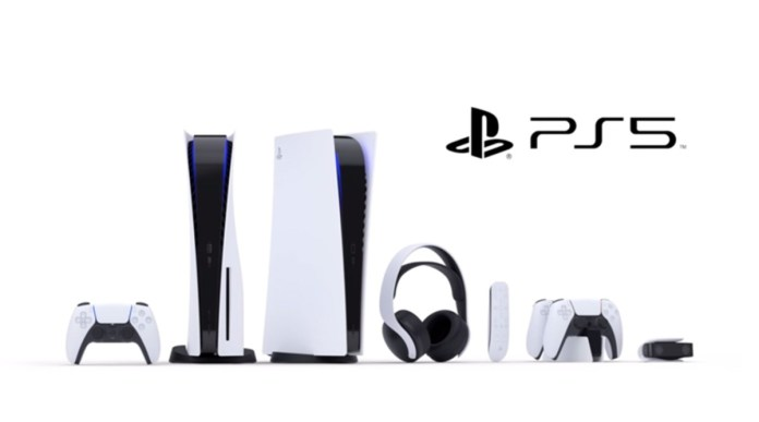 PlayStation 5 Showcase console