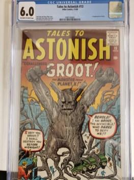 Tales To Astonish #13 1st Groot Marvel Comics