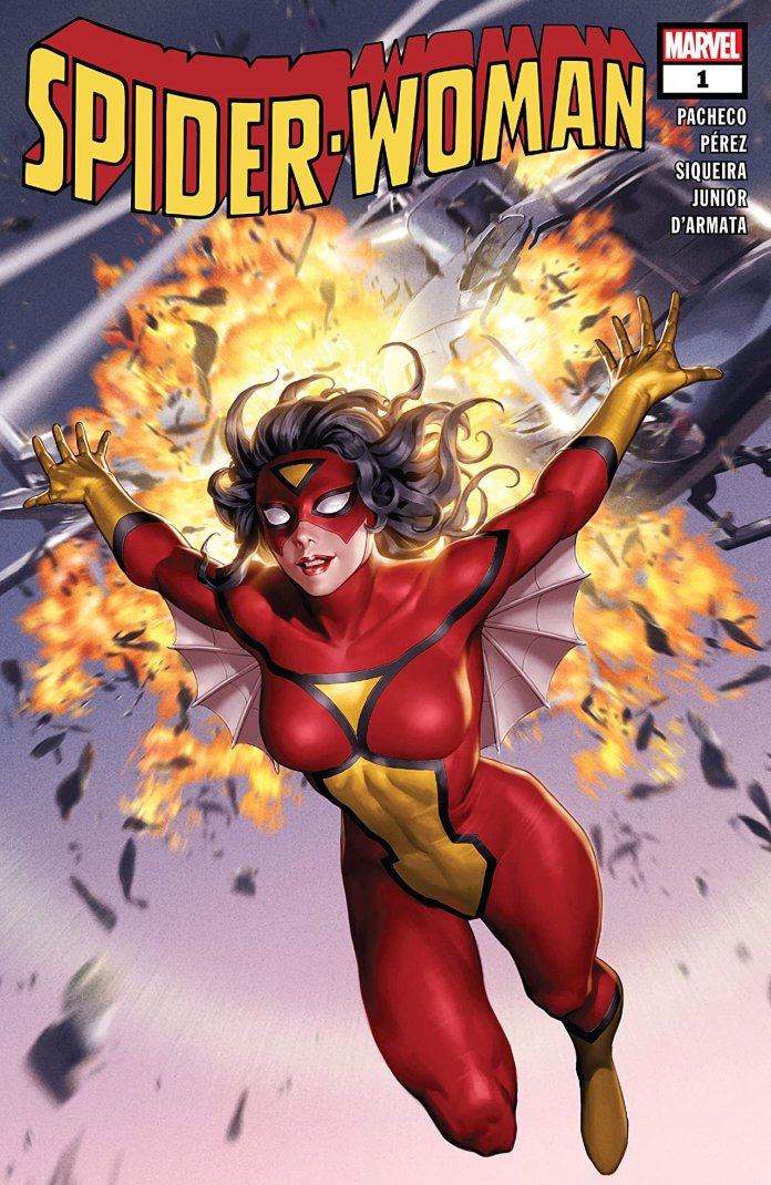 spiderwoman cover