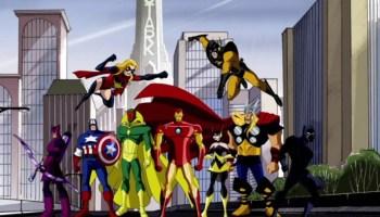 Avengers: Earths Mightiest Heroes