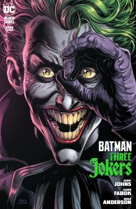 Batman Three Jokers #3 Cover