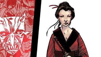 The Devil's Red Bride