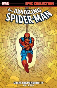 Amazing Spider-Man by Stan Lee and Steve Ditko