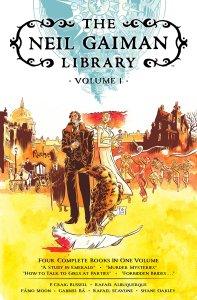 Neil Gaiman Library