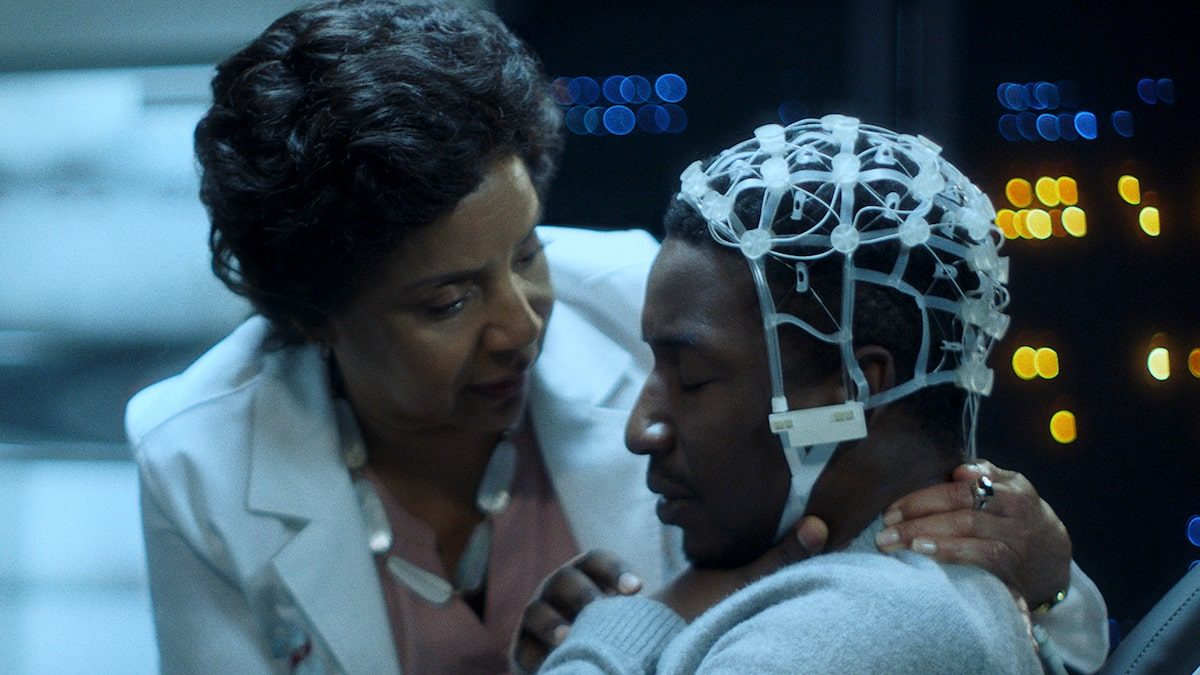 Phylicia Rashad & Mamoudou Athie interview for BLACK BOX - The Beat