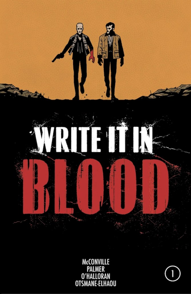 Write It In Blood cover