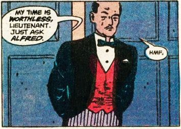 Alfred Pennyworth, if you're feeling fancy