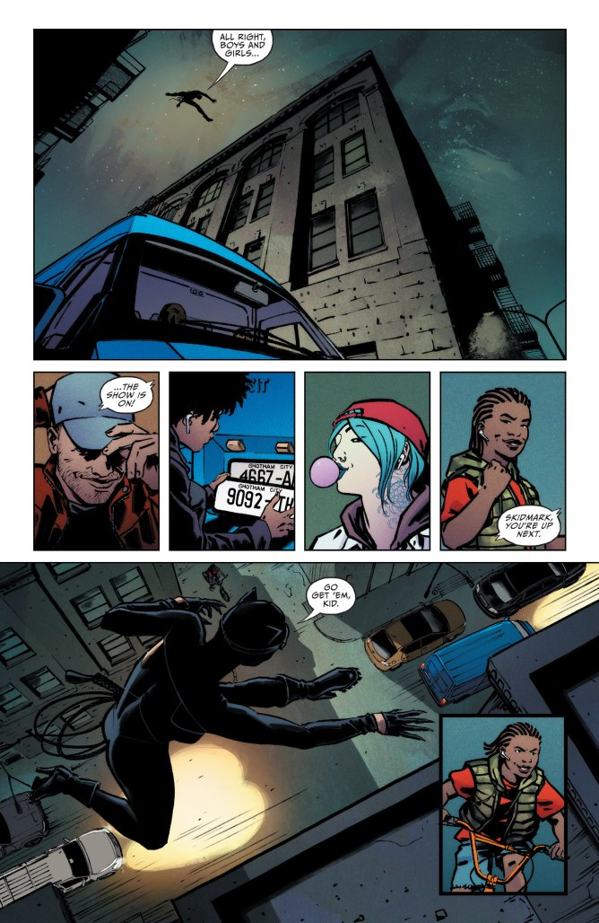 Catwoman #27 page 5