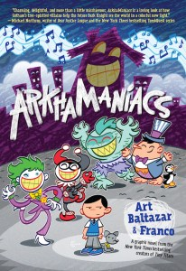 Arkhamaniacs Cover