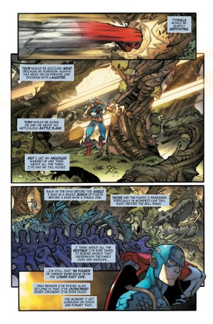 Avengers #40 Page 1