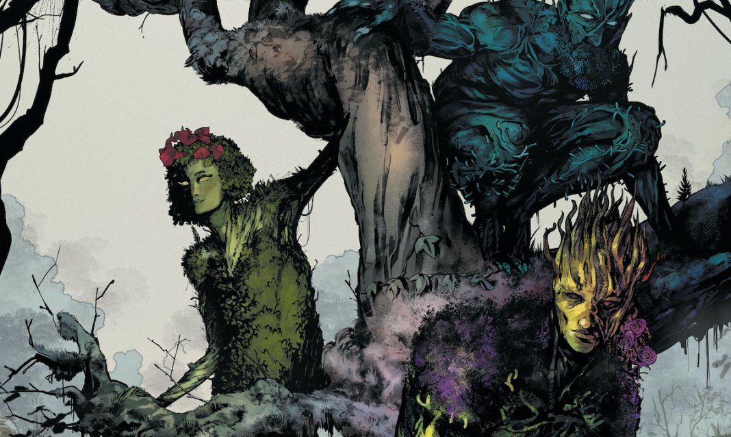 Future State Swamp Thing