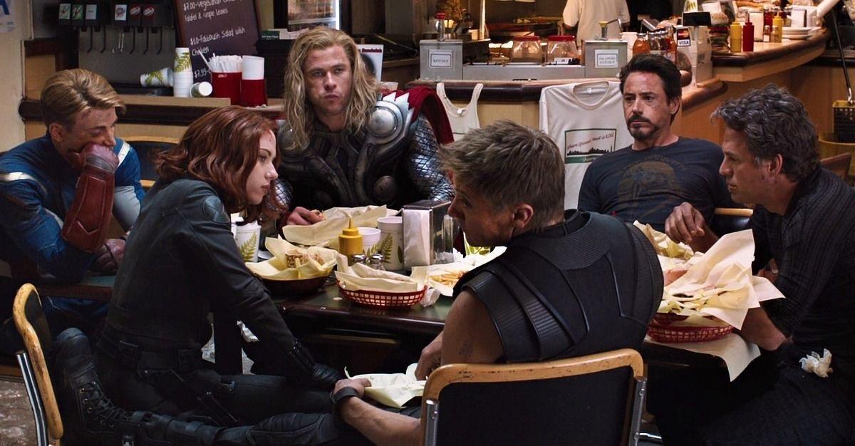Avengers post-credits