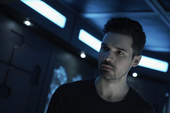 """""""Down and Out"""" sees Holden (Steven Strait) at one of his lowest points"""